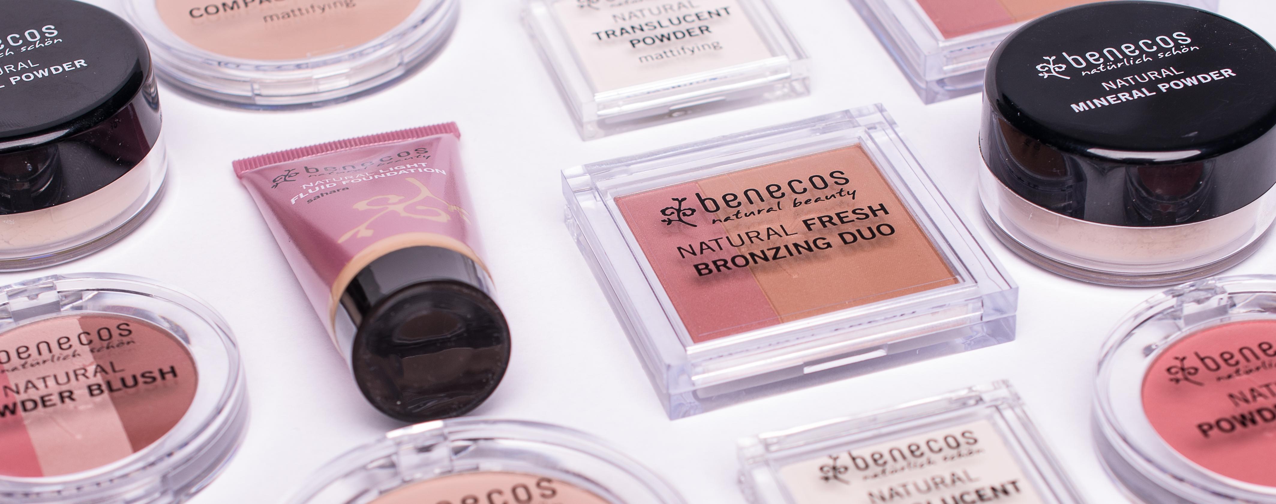 billig økologisk makeup
